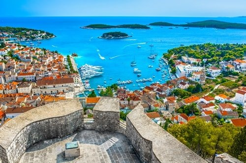 Inselhüpfen Kroatien Split Hvar