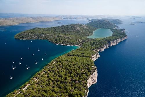 Inselhüpfen Kroatien Zadar