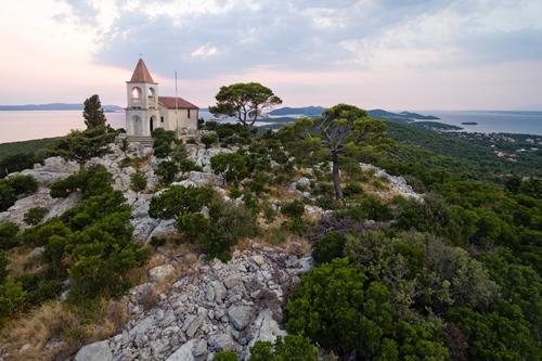 Inselhüpfen-Kroatien-Zadar-Pasman