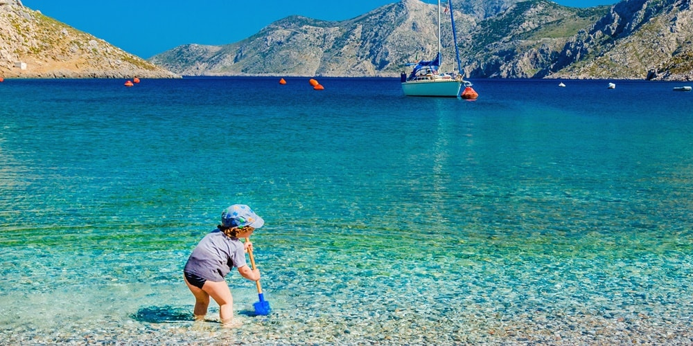 Kefalonia Urlaub mit Kindern