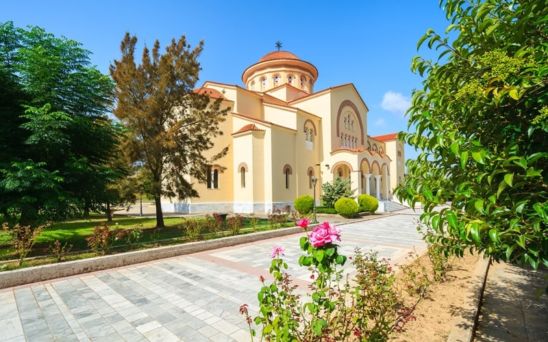 Kloster Agiou Gerasimou