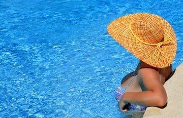 Leivatho Hotel Pool
