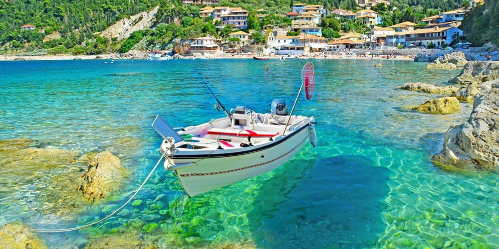Reisezeit Korfu
