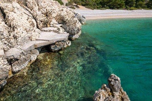 Tauchen Kroatien Kvarner Bucht Cres