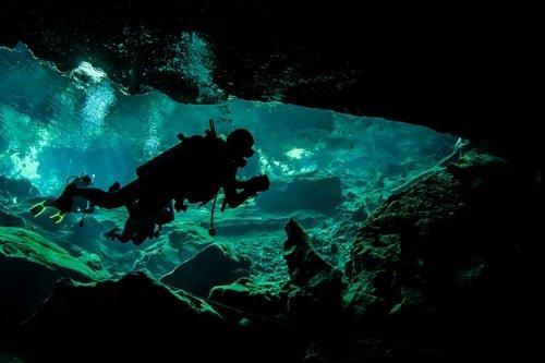 Tauchen Kroatien Kvarner Bucht Krk