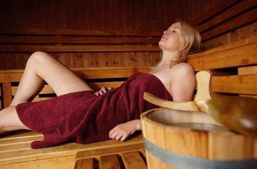 Wasserpark NRW Sauna