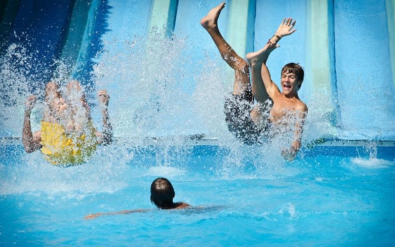 Wasserparks Kroatien Cikat Losinj