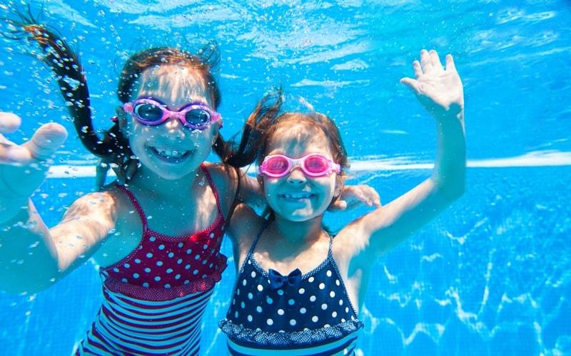 Wasserparks Kroatien Solaris Aquapark Dalmatia
