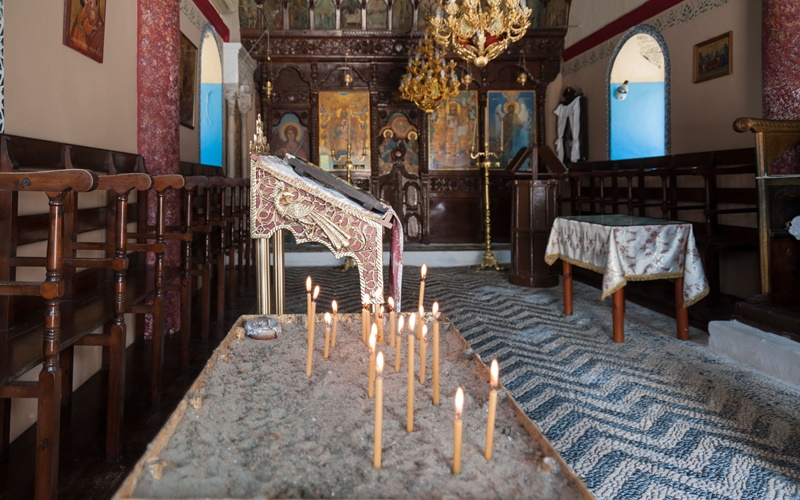 kalopetra kloster rhodos schmetterlinge