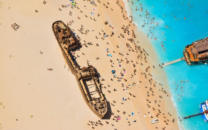 navagio beach zakynthos