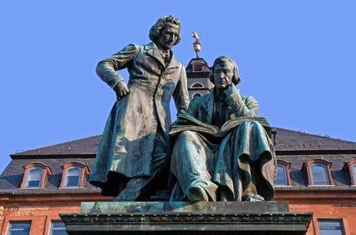 Brüder Grimm Denkmal