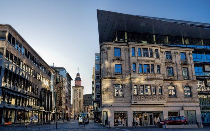 Frankfurt Goetheplatz