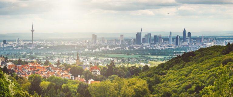 Hessen Städte