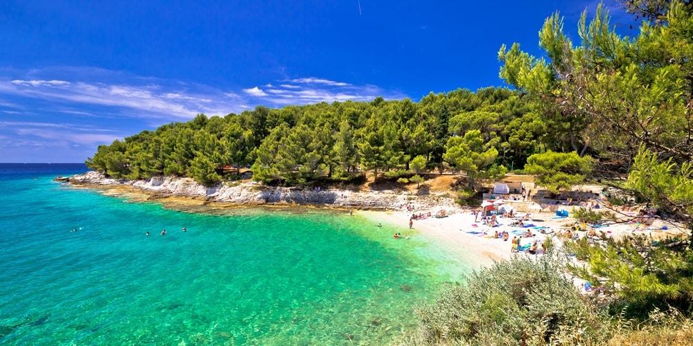 Istrien Strandurlaub