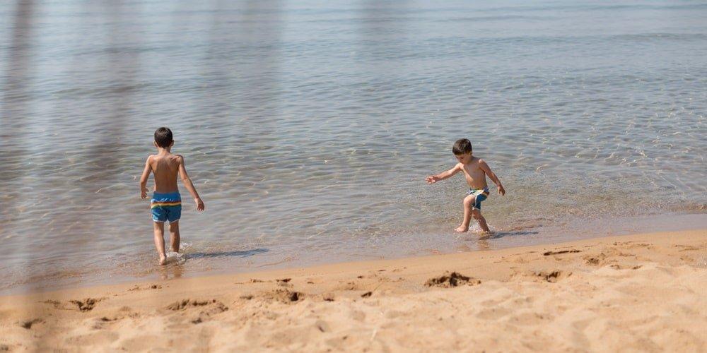 Korfu Urlaub mit Kindern