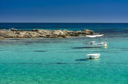 Playa Es Pujols (2)