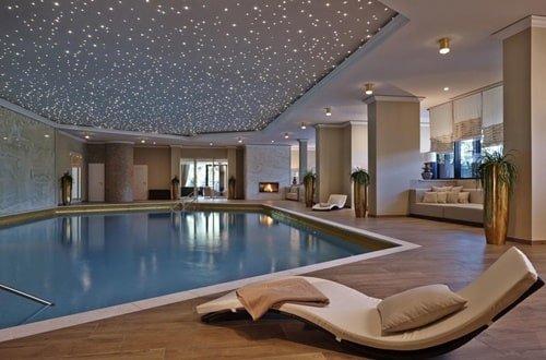 Schwimmbad Kempinski