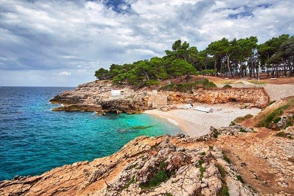 Urlaub am Meer Istrien Westküste