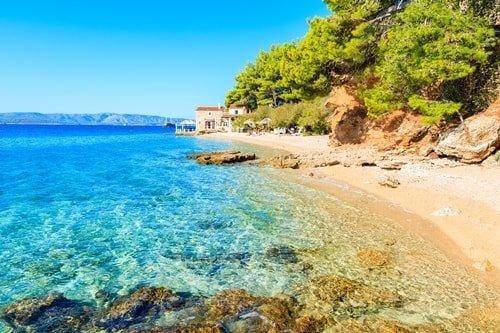 Urlaub am Meer Kroatien Insel Brac