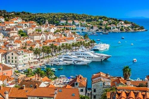 Urlaub am Meer Kroatien Insel Hvar