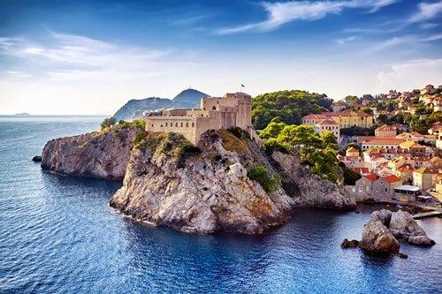 Urlaubsorte Dalmatien Dubrovnik
