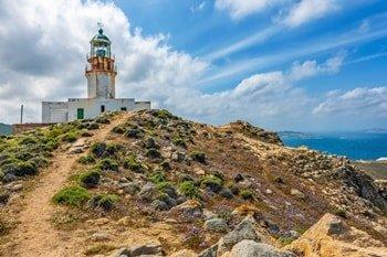 Armenistis Leuchtturm 2
