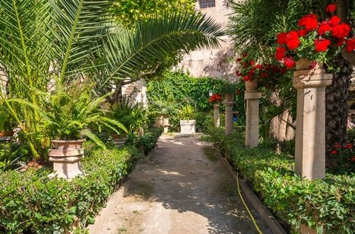 Banys Àrabs Garten