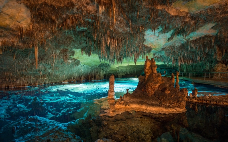 Drachenhöhle Überblick (1)