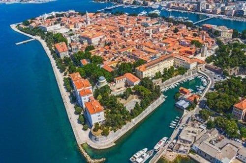 Familienurlaub Dalmatien Zadar