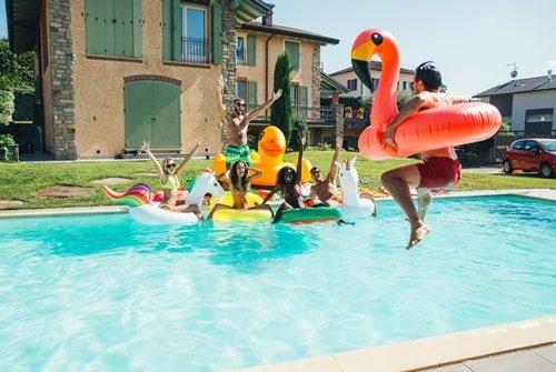 Ferienhäuser mit Pool Kroatien