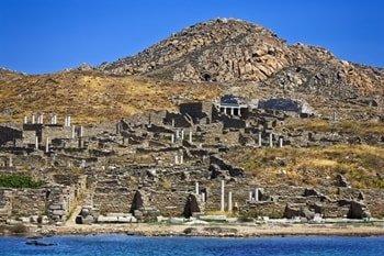 Insel Delos 2