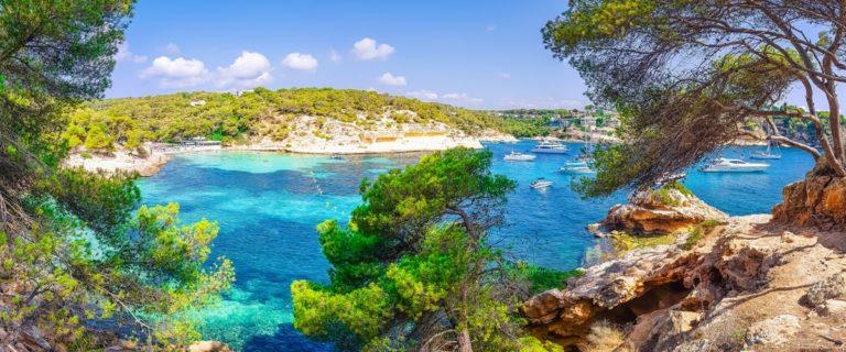 Klimatabelle Mallorca