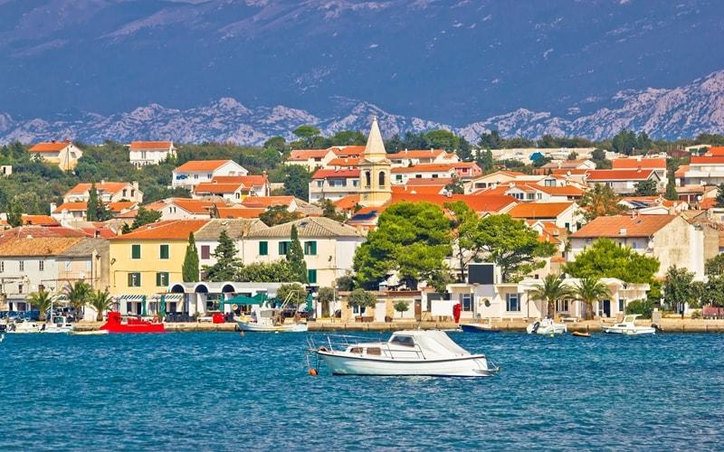 Novalja Kroatien