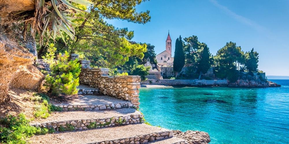 Urlaub Inseln Kroatien Bol
