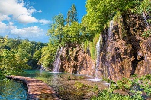 Urlaub Kroatien Region Lika Senj
