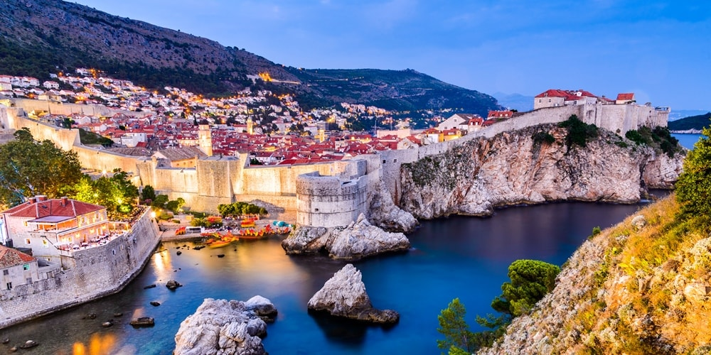 Urlaub in Kroatien Dalmatien