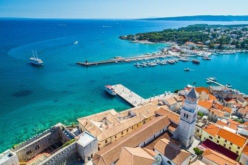 Urlaub in Kroatien Krk
