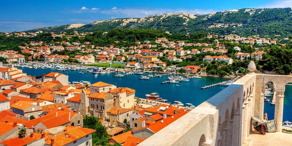 Urlaub in Kroatien Kvarner Bucht