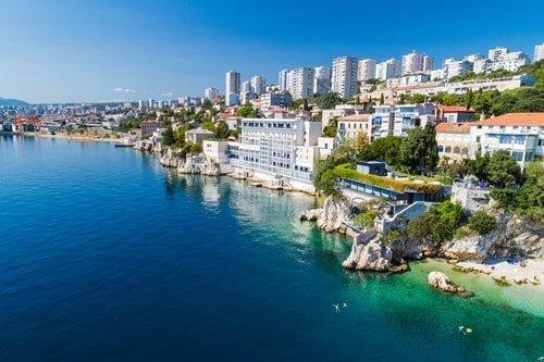 Urlaub in Kroatien Rijeka
