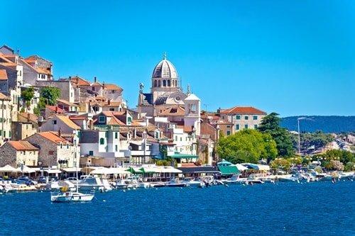 Urlaub in Kroatien Sibenik