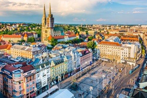 Urlaub in Kroatien Städtetrip Zagreb