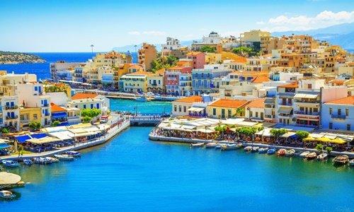 Agios Nikolaos Kreta Urlaubsort