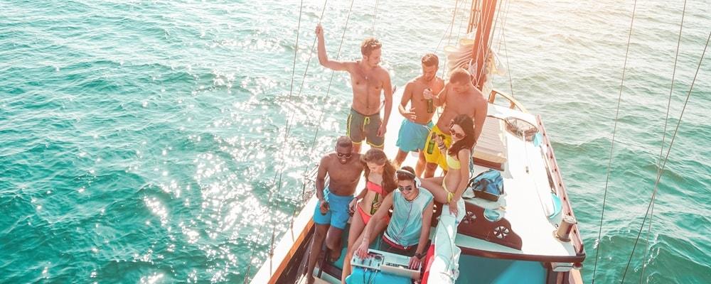 Beste Zeit Partyurlaub Kroatien