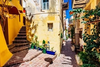 Chania Stadt