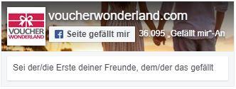 Facebook voucherwonderland