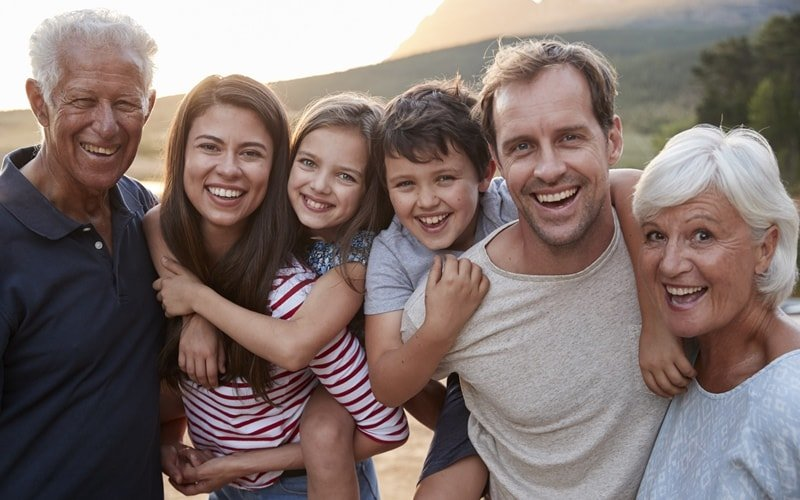 Geld leihen bei der Familie