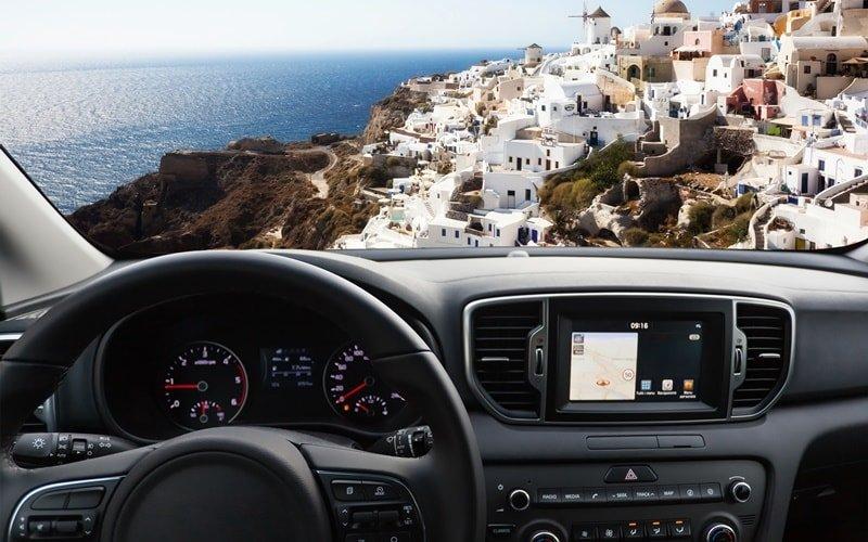 Griechenland Rundreise Auto