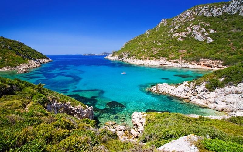 Griechenland Rundreise Korfu