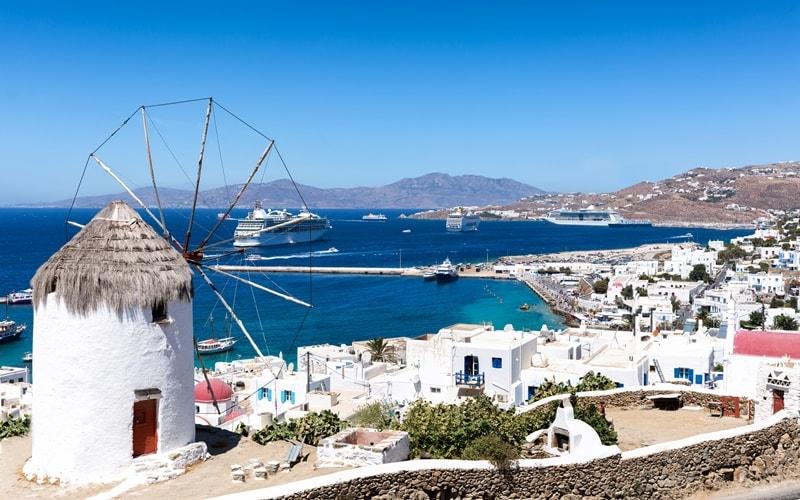 Griechenland Rundreise Kykladen