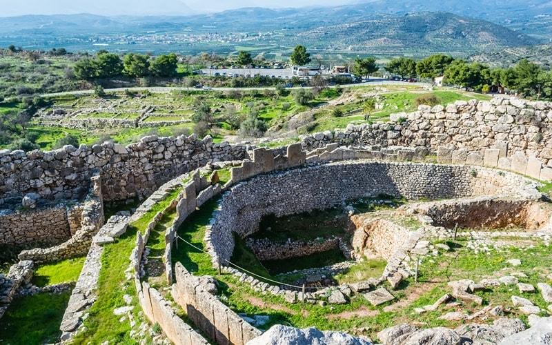 Griechenland Rundreise Peloponnes